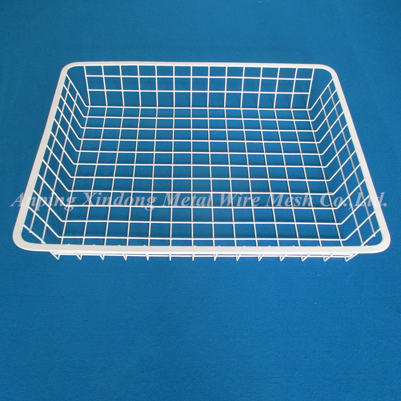 Wire Basket Organizer