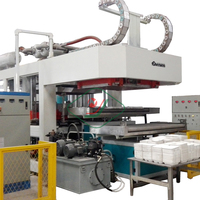 New Automatic Biodegradable Thermal Forming Paper Plate / Paper Cup / Paper bowl Machine