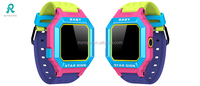 Anti-Lost Child Guard Local tracker smart watch for kids with gps and phone camera touch screen R13