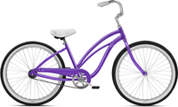 "made in China 26"" beach cruiser bike/steel bicycle colorful cruiser bicycle chopper style"