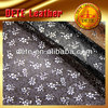 Pu Synthetic Leather Flower Textile Leather