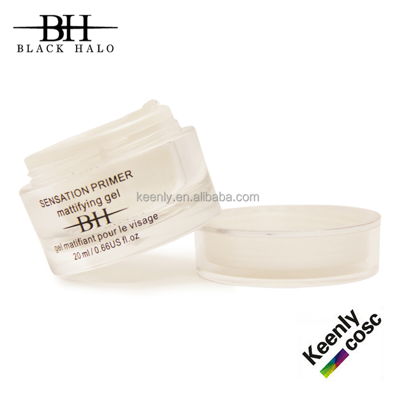 Natural moisture face sensation primer mattifying gel/moisture makeup base/pre-makeup face primer