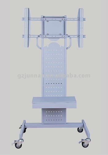 Fashion designed moveable tv trolley