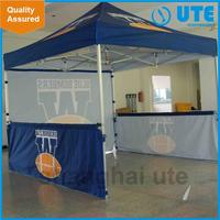 Portable custom made hot sale outdoor advertising camouflage pop up tent