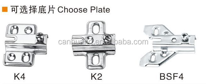 High Quality Hinges for Kitchen Cabinets Made In China Hardware