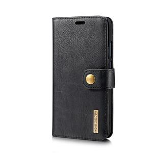 Crazy Horse Texture Flip Detachable Magnetic Leather phone Case for Huawei P20 Pro, with Holder & Card Slots & Wallet