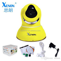 WPS wireless connection HD CCTV security ip wifi Camera 720P Video Surveillance