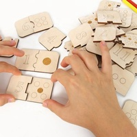 educational toys for children puzzle wood card wooden toys educational