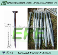 ERE hot dipped galvanized garden fencing steel corner fence post for foundation