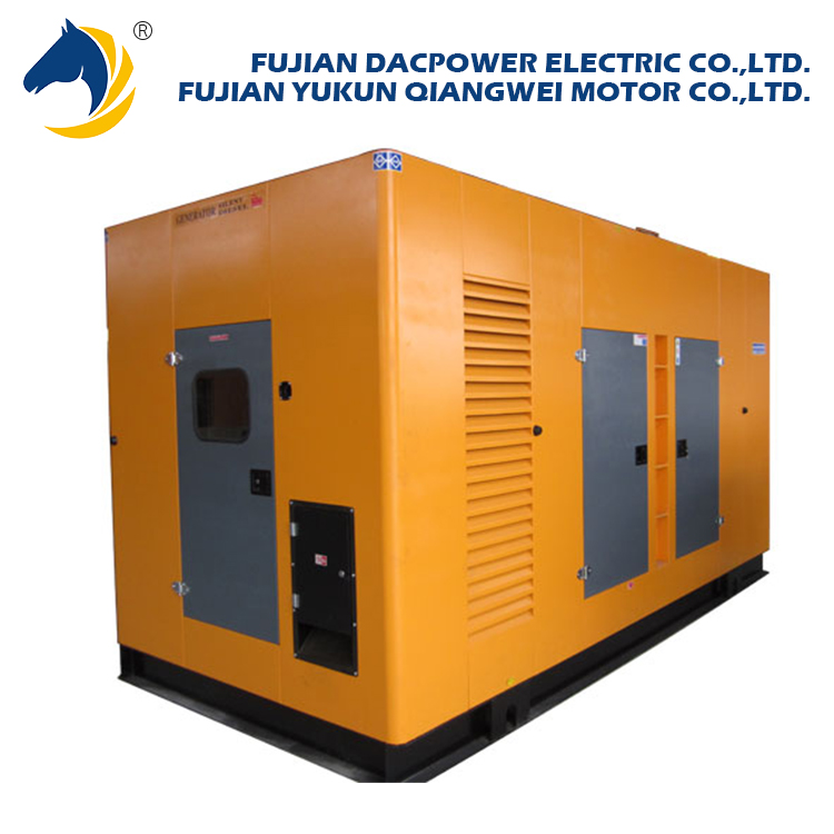 Widely Used Hot Sales Good Price Factory made cheap 200KW-250KW silent diesel generator
