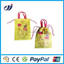 Custom printed new design die cut non woven shopping bag