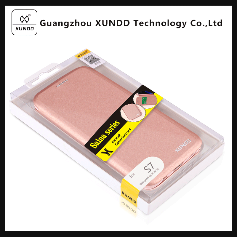 [XUNDD]Factory price wholesale stand card wallet leather cell phone case for samsung s5 s6 s7