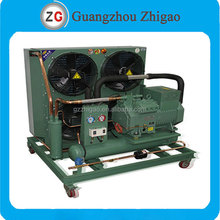 20HP R404a Bitzer Original brand compressor unit/condenser unit 4NES-20Y for cold room