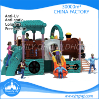 New Arrival amusement park outdoor play toy kid outdoor playground slide