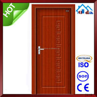 Office Hospital pvc bathroom door design