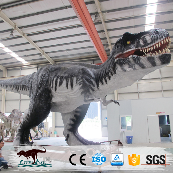OA4983 playground equipment mechanical t rex