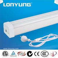 Europe & America TUV ETL ul Integrated led hang tube