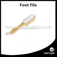 Callus Remover pumice stone foot file with brush
