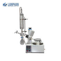 China Good Price Mini 1L Vacuum Flash 201 Industrial Rotary Evaporator