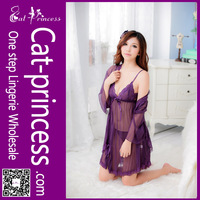 High quality low price purple 2 pcs indian sexy lingerie girls