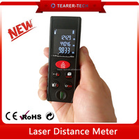 High accuracy mini 80M digital laser distance measure TL-D80 electronic distance measuring instrument