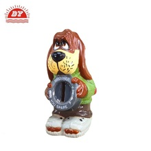 plastic Animal toy puppy small plastic dog figurines