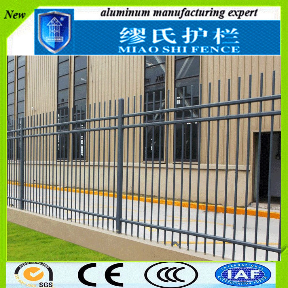 Wholesale Eco Friendly horizontal metal post bracket fence
