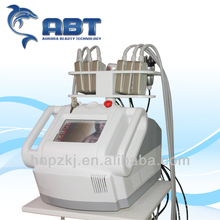 Portable lipo laser cavitation face rf slimming and beauty machine