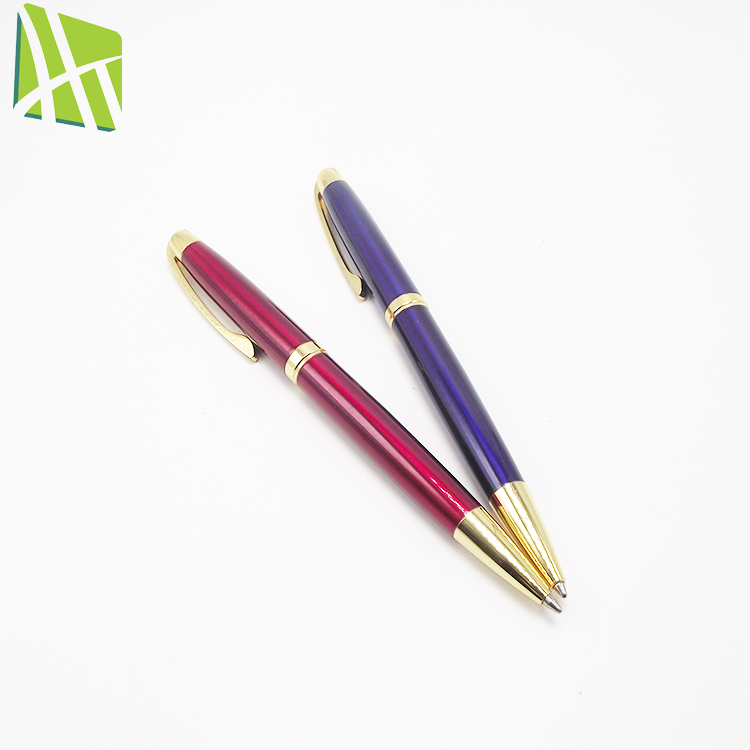 2018 High Quality Premium Gifts Accepted Heavy Cooper Cheap Ballpoint Pen