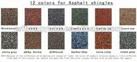 China best asphalt roofing shingles
