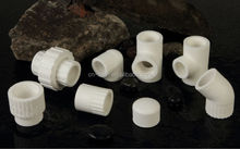 foshan swin PPR reducing coupling connector / ppr pipe fittings reducer with full sizes