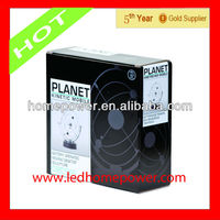 The newest design kinetic mobile planet supplier from china