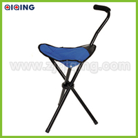 Three-legged multifunctional stick stool HQ-6003A