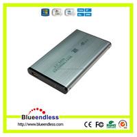 Portable HDD Enclosure 2.5 USB 3.0 Support 1TB Hard drives