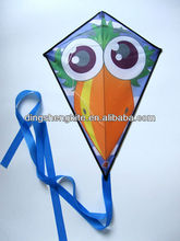 Diamond Shaped Flying Fish Kite for Sale