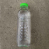 Wholesale french square glass bottle beverage bottles with plastic cap 350ml 500ml
