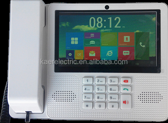 3g desktop phone with wifi Android system