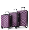 Luggage bags ABS and carry on handle for travel trolley bags