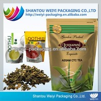 Top quality manual tea bag packing with custom printing