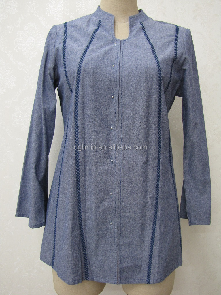 long skirt with kurti simple cotton kurtis wholesale clothing market in malaysia