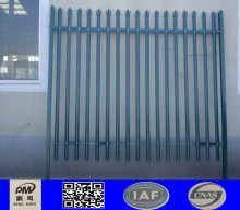 iron palisade mesh fence prices for sale