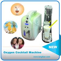 eco-friendly oxygen foam machine/mixer from china