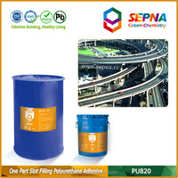 pu concrete construction super sticky strong durable expansion joint adhesive road pouring sealant