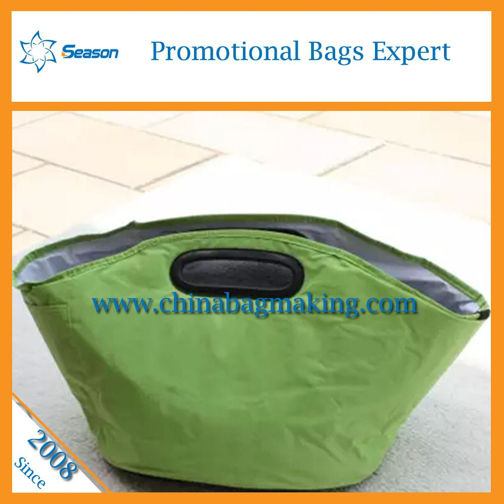 2015 New Product High Quality Disposable Thermal Cooler Bag For Frozen Food