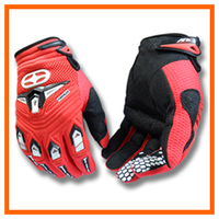 Burtono best protective black pro biker leather motorcycle gloves with OEM service