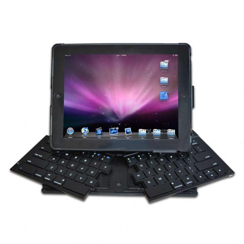 iPEGA Factory PG-IP099 Tablet pc & Mobile Phone cover wireless blue tooth keyboard for ipad