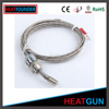 OMPRESSED SPRING STATIONARY TEMPERATURE SENSOR THERMOCOUPLE