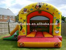 2016 inflatable Looney Tunes Bounce and Slide