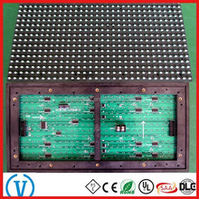 16X32 P10 1G Single Color LED display Module with Pitch 10mm