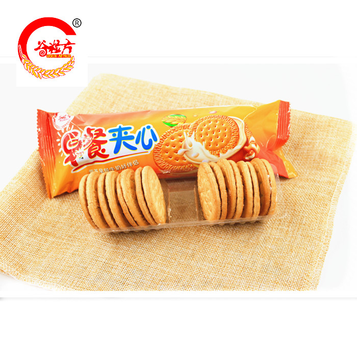 Cream filled biscuits manufacturer